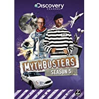 Mythbusters: Season 5 [DVD] [UK Import]