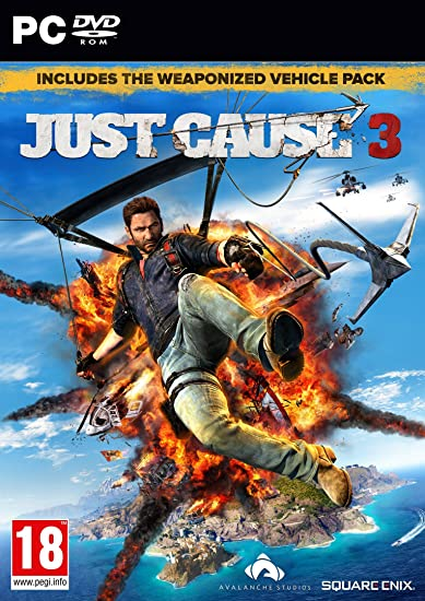 Re: Just Cause 3 (2015)