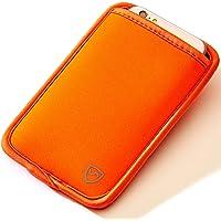SYB - Custodia per telefoni cellulari Protettiva Contro Le Onde elettromagnetiche, Arancio