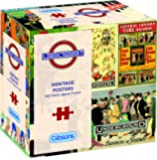 Gibsons TFL Heritage Posters 500 Piece Gift Box Jigsaw Puzzle