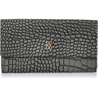Baggit Lwxe Ibiza Women's Wallet (Grey)