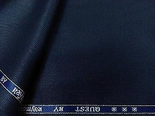 Raymond Men's Polyblend Trouser Fabric Blue_Large
