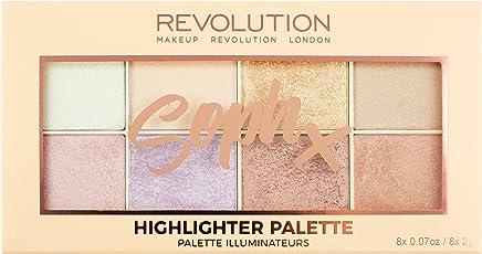 Revolution Highlighter Palette Soph X