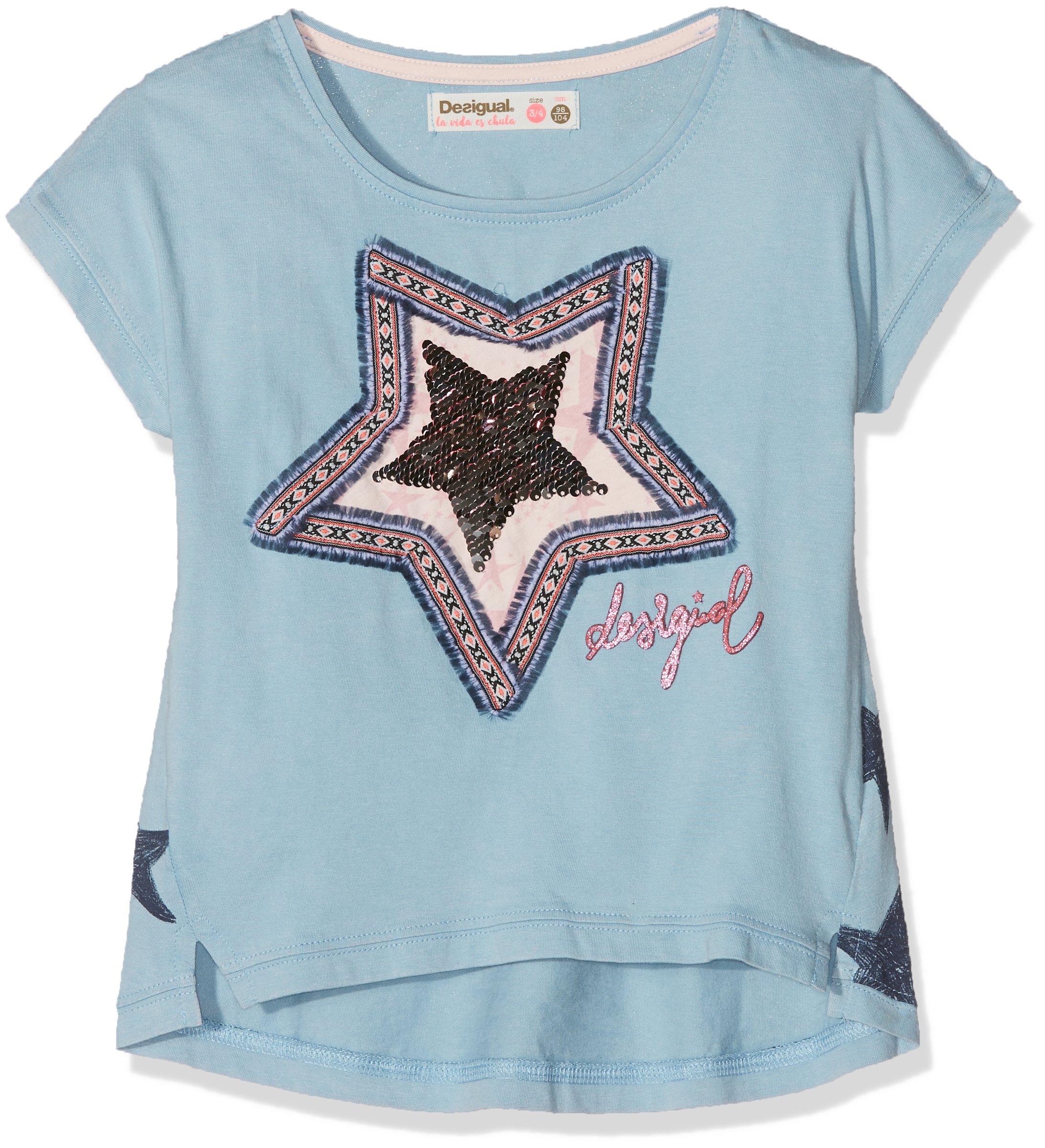 Desigual TS_nuevomexic Camiseta para Niñas