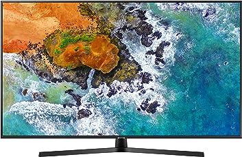 Samsung NU7409 163 cm (65 Zoll) LED Fernseher (Ultra HD, HDR, Tuner, Smart TV)