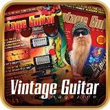 Vintage Guitar magazine