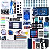 ELEGOO Mega 2560 Project The Most Complete Ultimate Starter Kit Compatible with Arduino IDE w/TUTORIAL, MEGA 2560 R3…