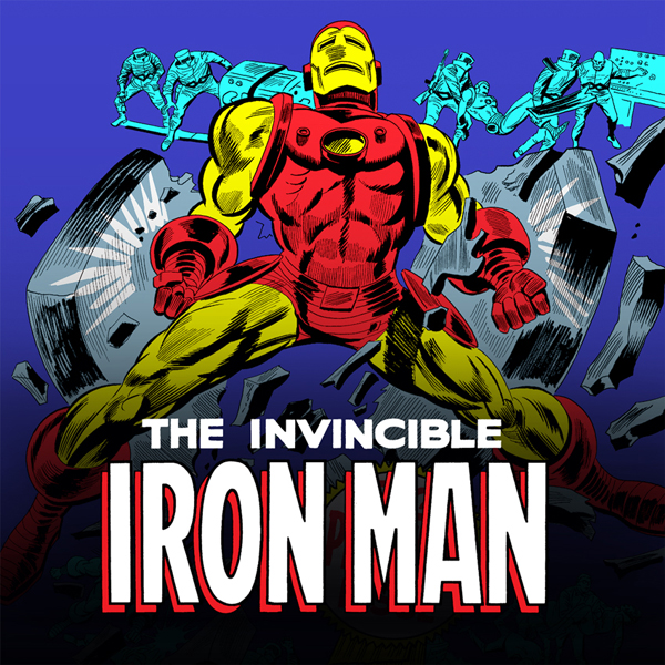 Iron Man (1968-1996) (Collections) (23 Book Series)