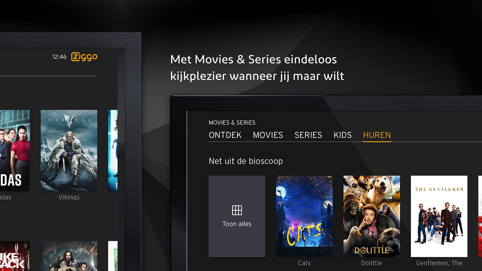 Ziggo GO TV  Amazon.de Apps & Spiele