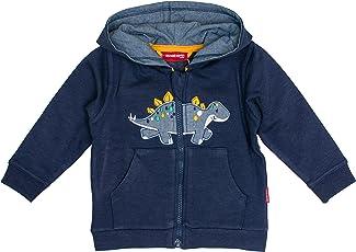 SALT AND PEPPER Baby-Jungen Jacke B Jacket Kap.Dino