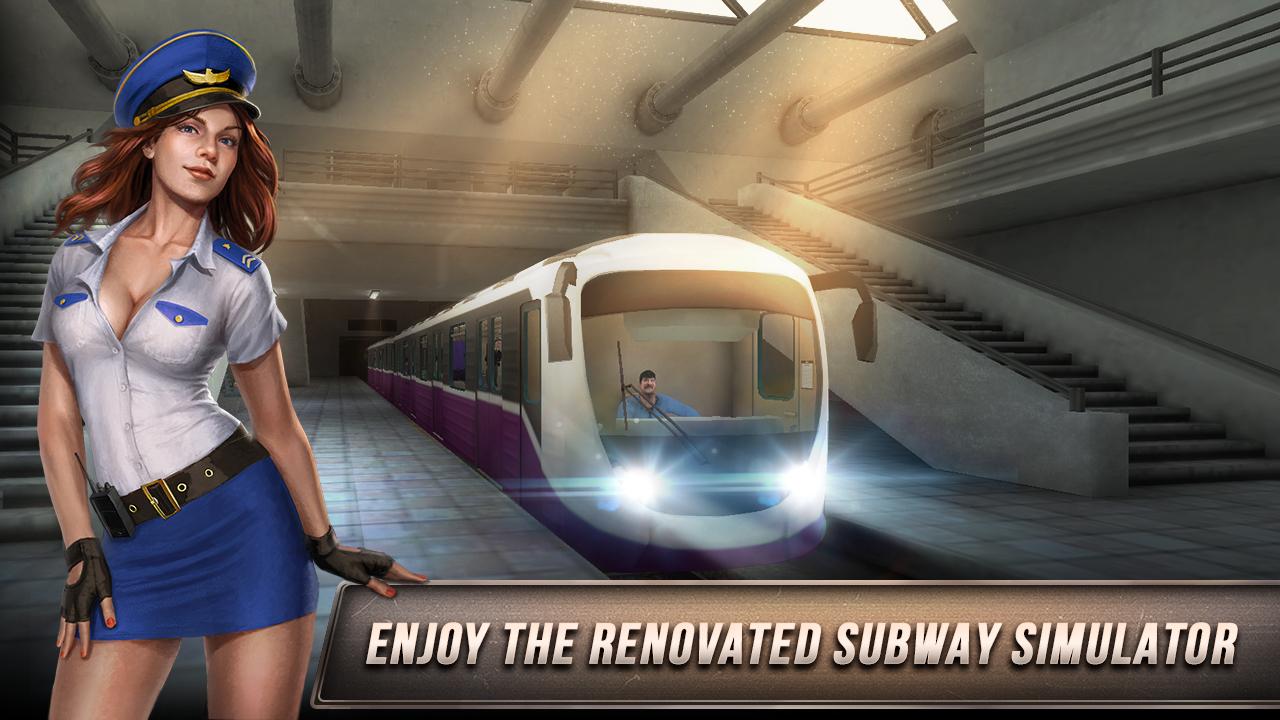 Subway Simulator 3D - Urban Trip