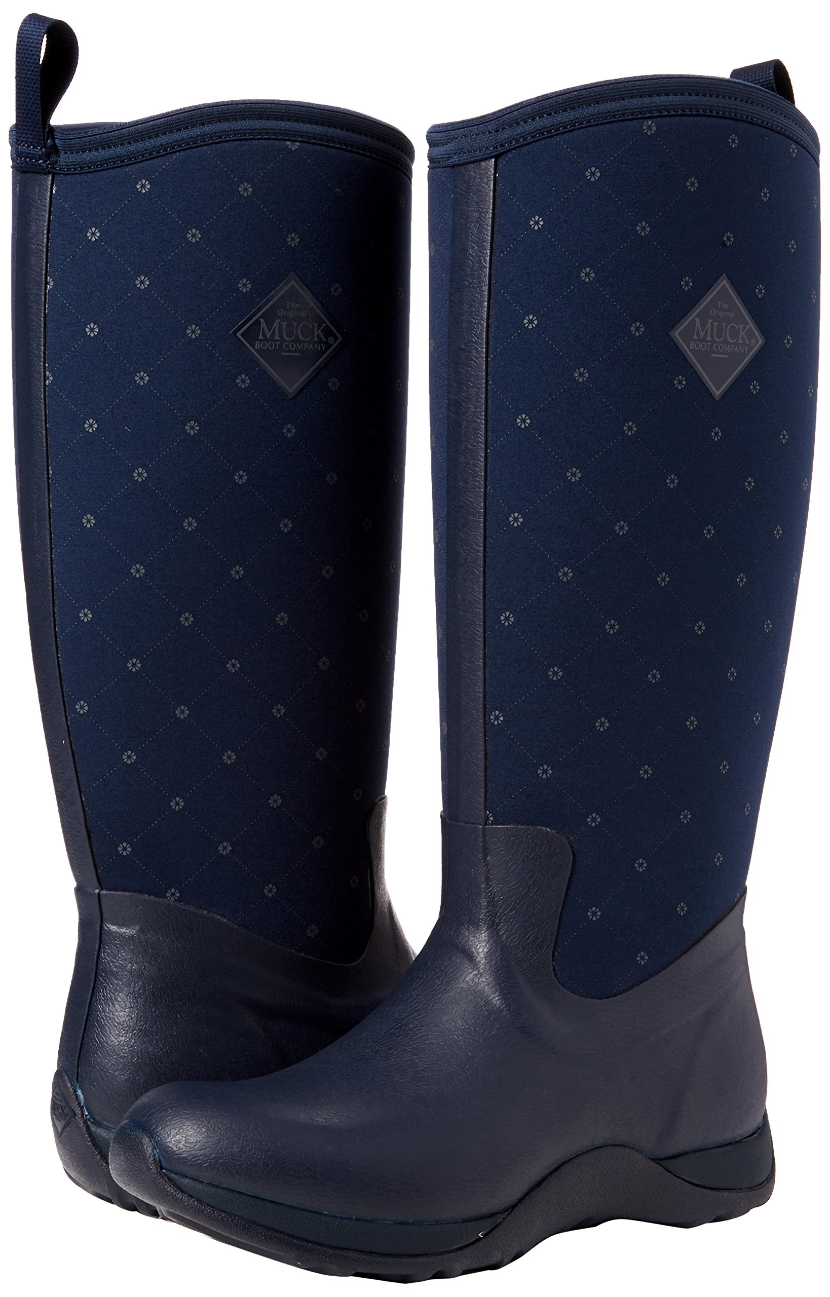 Muck Boots Women's Arctic Adventure (Quilted Print) Wellington Boots 5
