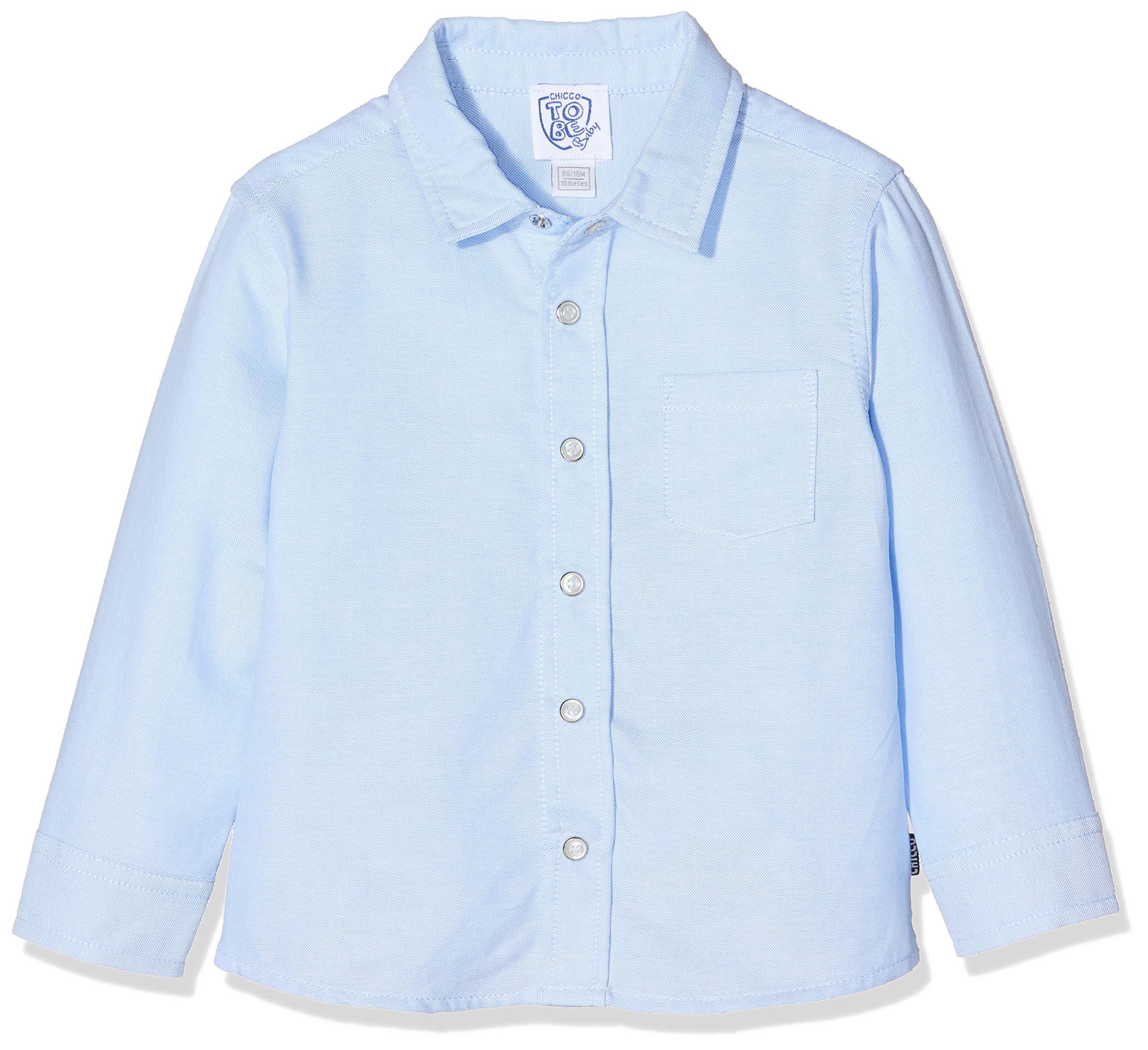 Chicco Camicia Maniche Lunghe Camisa para Bebés 7