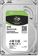 Seagate Barracuda 2TB 3.5-inch Internal Hard Drive (ST2000DM006)