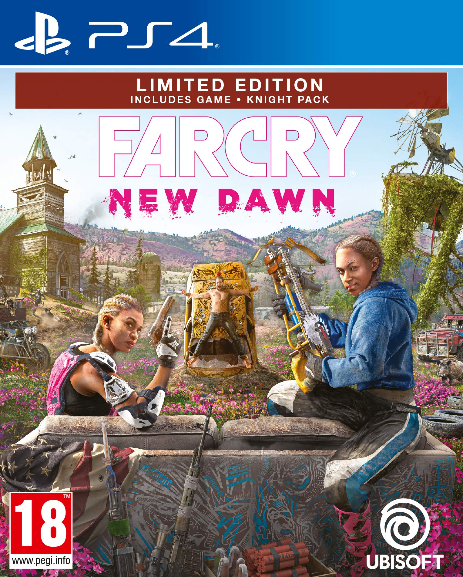 Far Cry New Dawn (Edición Exclusiva Amazon)