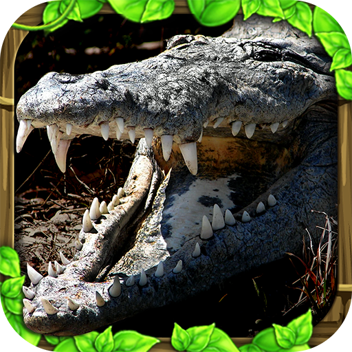 Wildlife Simulator: Crocodile -