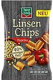 funny-frisch Linsen Chips Paprika, 12er Pack (12 x 90 g)