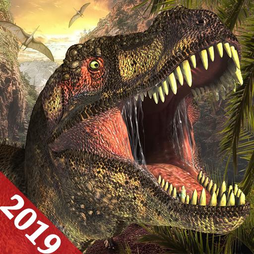 Dino Hunter Simulator - Deadly Dinosaur  Games