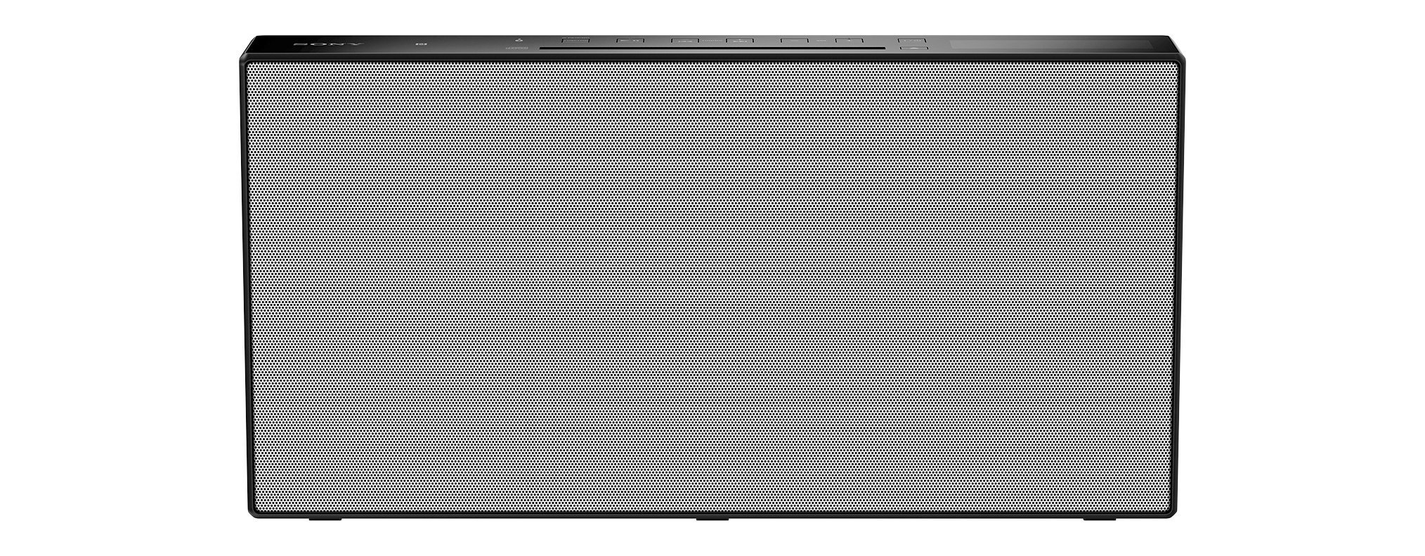 Sistema Hi-Fi Compacto de 20W con Bluetooth y NFC Sony CMT-X3CD Blanco