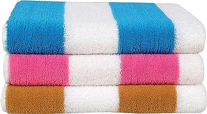 BSB Trendz 3 Piece Microfiber 250 GSM Bath Towel 70x140 cm