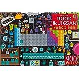 Usborne Book and Jigsaw Periodic Table Jigsaw