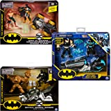 Spin Master 6055934 Batcycle with 2 Action Figures