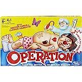 Hasbro B2176348 - Operación (juego de mesa) (versión en inglés)