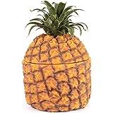Retro ananas ijs emmer - Vintage Plastic ananas vorm Centrepiece —