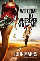 Welcome To Wherever You Are (Suspense Thriller) Kindle Edition