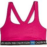 Calvin Klein Jeans Women's Unlined Bralette Bras