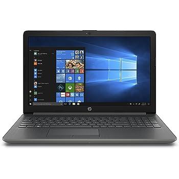 "HP 15-db0990nl Notebook PC, AMD Ryzen 3 2200U, 8 GB di RAM, 256 GB SSD, Schermo HD 15.6"" WLED 1366 x 768, Grigio Fumo [ Layout Italiano]"