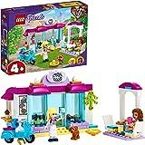LEGO 41440 Friends Heartlake City Bakkerij Bouwset, Café met Stephanie en Olivia Poppetjes voor Kinderen van 4 Jaar en Ouder