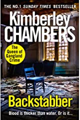 Backstabber: The No. 1 bestseller at her shocking, gripping best – this book has a twist and a sting in its tail! Kindle Edition
