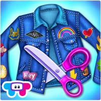 Patch It Girl! - Design DIY Patches & Clothes