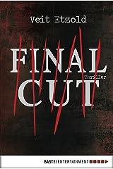 Final Cut: Thriller (Clara Vidalis Reihe 1) Kindle Ausgabe