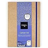 Draeger by Toga - Cahier Bullet Journal - Agenda 100% DIY - Cahier 192 Pages à Petits Pois - Couverture à Personnaliser - Fer