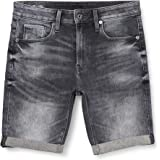 G-STAR RAW 3301 Slim Pantalones Cortos Casuales para Hombre
