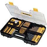 DEWALT DT71569-QZ - Set Accesori 100 Pezzi per Cassetto TSTAK