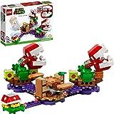 LEGO 71382 SuperMario Ensembled'ExtensionLedéfidelaPlantePiranha Jeu modulable de Collection Soda Jungle avec Figurin