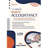 T.S. Grewal's An Aid to Accountancy for Class 12 - CBSE - Examination 2020-21