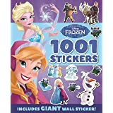 Disney Frozen: 1001 Stickers (1001 Stickers Disney)