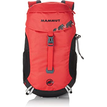 Mammut First Trion Mochila, Unisex Adulto, Negro/Inferno, 12 l