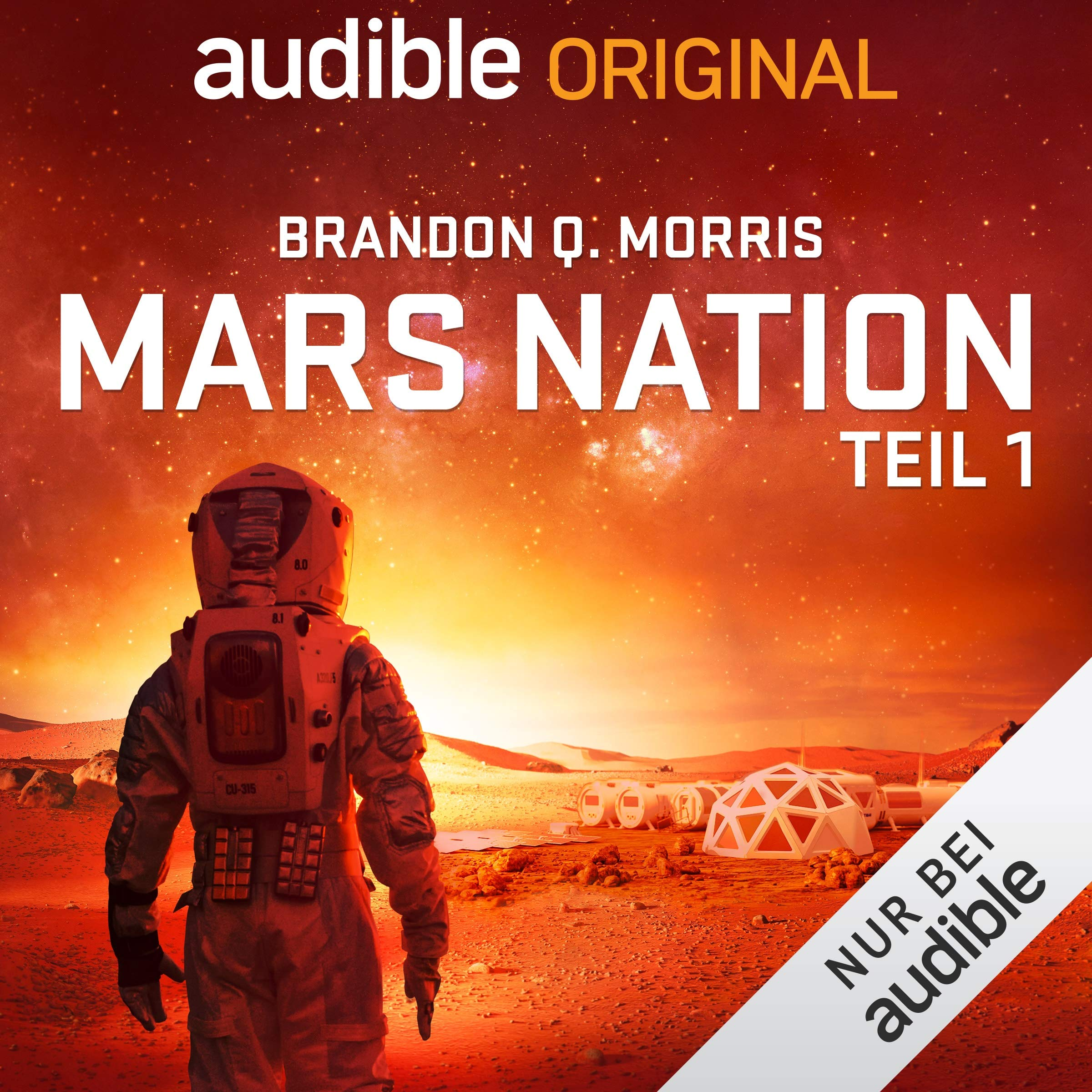 Mars Nation - Teil 1