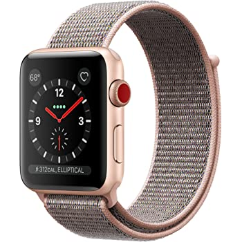 Apple Watch Series 3 OLED GPS (satélite) Móvil Oro Reloj Inteligente - Relojes Inteligentes