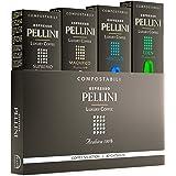 PELLINI Café Boîte-Cadeau Espresso Compatible Nespresso Capsules 200 g