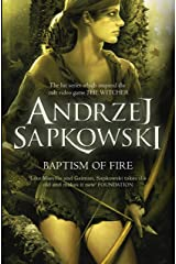 Baptism of Fire: Witcher 5 (The Witcher) Kindle Edition
