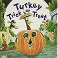 Turkey Trick or Treat: 3 (Turkey Trouble)