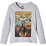 Eleven Paris Lola LS Camiseta para Niñas