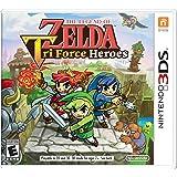 Legend of Zelda: Tri Force Heroes (Nintendo 3DS)