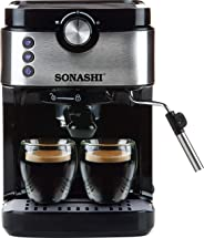 SONASHI 3 IN 1 COFFEE MACHINE SCM-4961